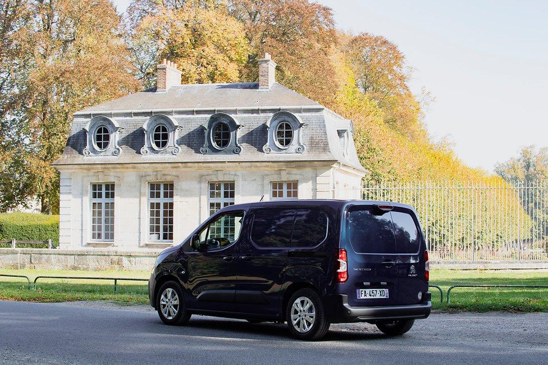 2019 Yeni Kasa Peugeot Partner Van Türkiye