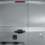 2019 Yeni Kasa Peugeot Partner Van Bagaj Alanı