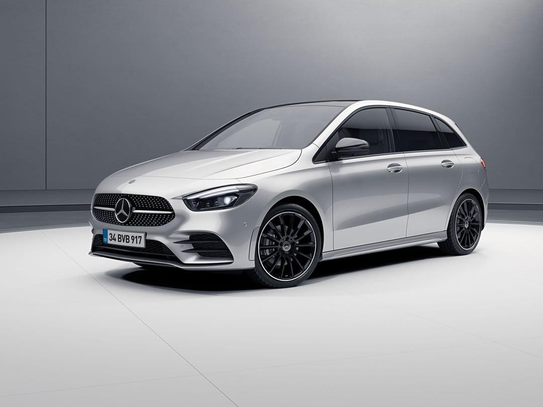 2019 Yeni Mercedes-Benz B Serisi Türkiye