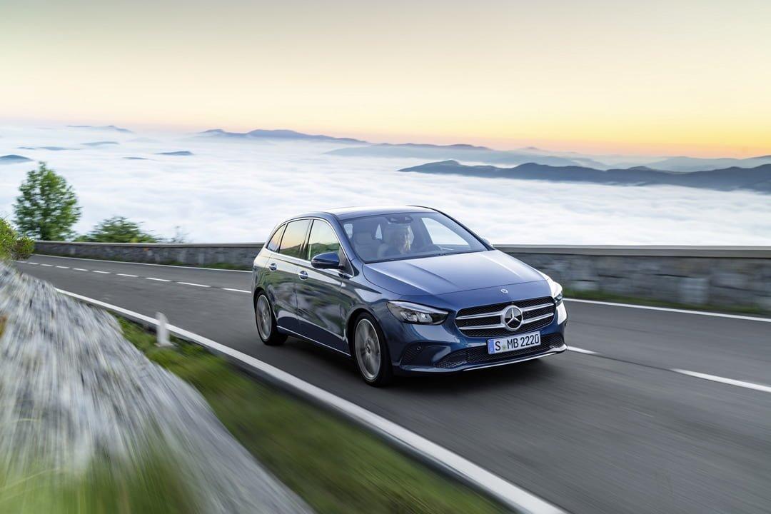 2019 Yeni Kasa Mercedes-Benz B Serisi Fiyatı