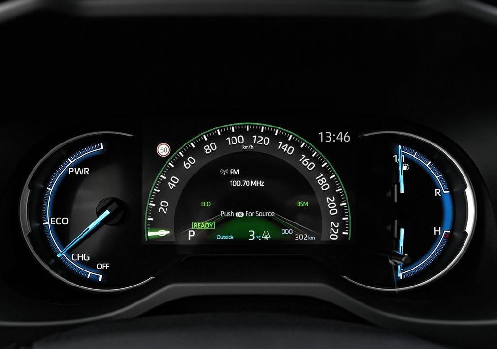 2019 Yeni Toyota RAV4 Hibrit Yakıt Tüketimi