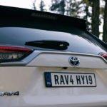 2019 Yeni Toyota RAV4 Hibrit Flame Maksimum Hızı