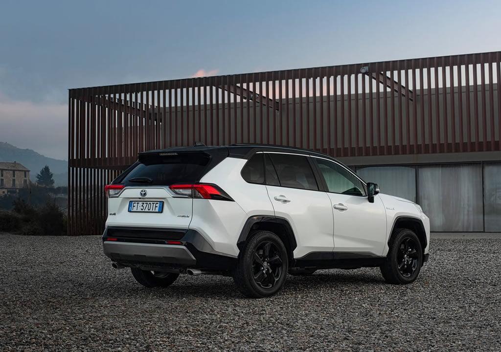 2019 Yeni Toyota RAV4 Hibrit Fiyatı