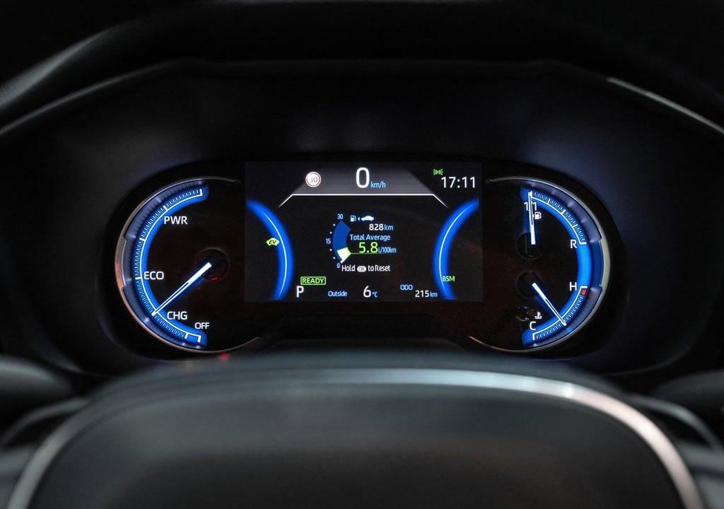 2019 Yeni Toyota RAV4 Hibrit Özellikleri