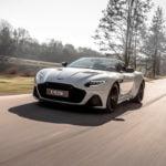 2020 Aston Martin DBS Superleggera Volante Özellikleri