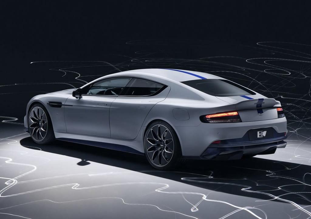 2020 Aston Martin Rapide E Özellikleri