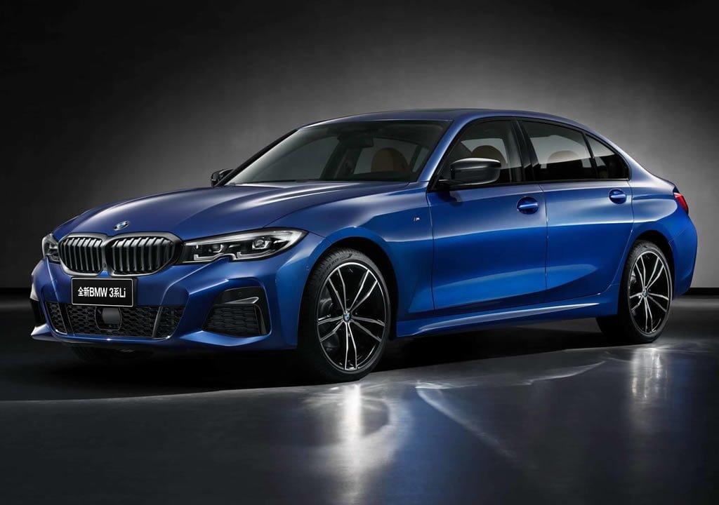 2020 BMW 3 Serisi Long Wheelbase