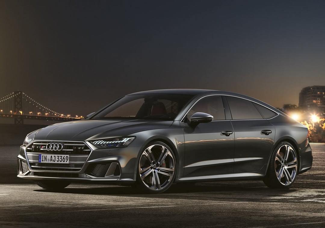 2020 Yeni Audi S7 Sportback TDI Donanımlıarı