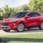 2020 Yeni Ford Escape Özellikleri