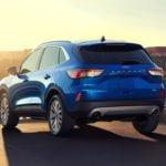 2020 Yeni Kasa Ford Escape Fotoğrafları