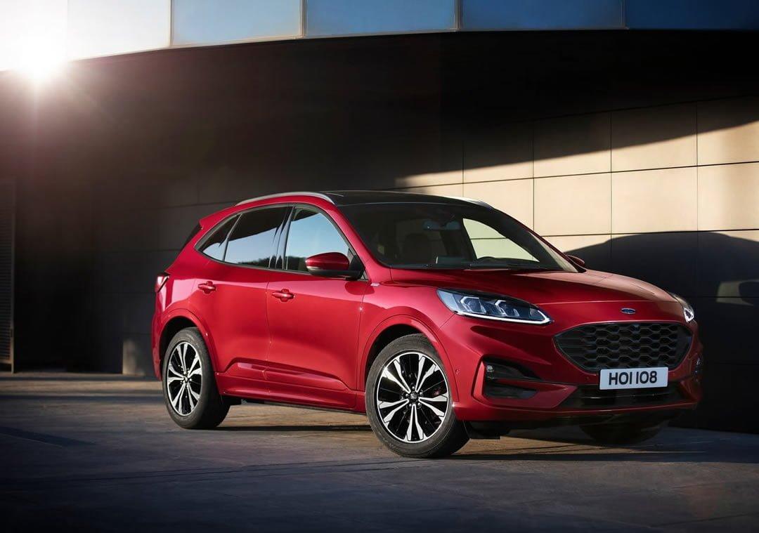 2020 Yeni Kasa Ford Kuga Özellikleri
