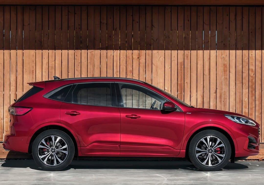 2020 Yeni Kasa Ford Kuga Teknik Özellikleri