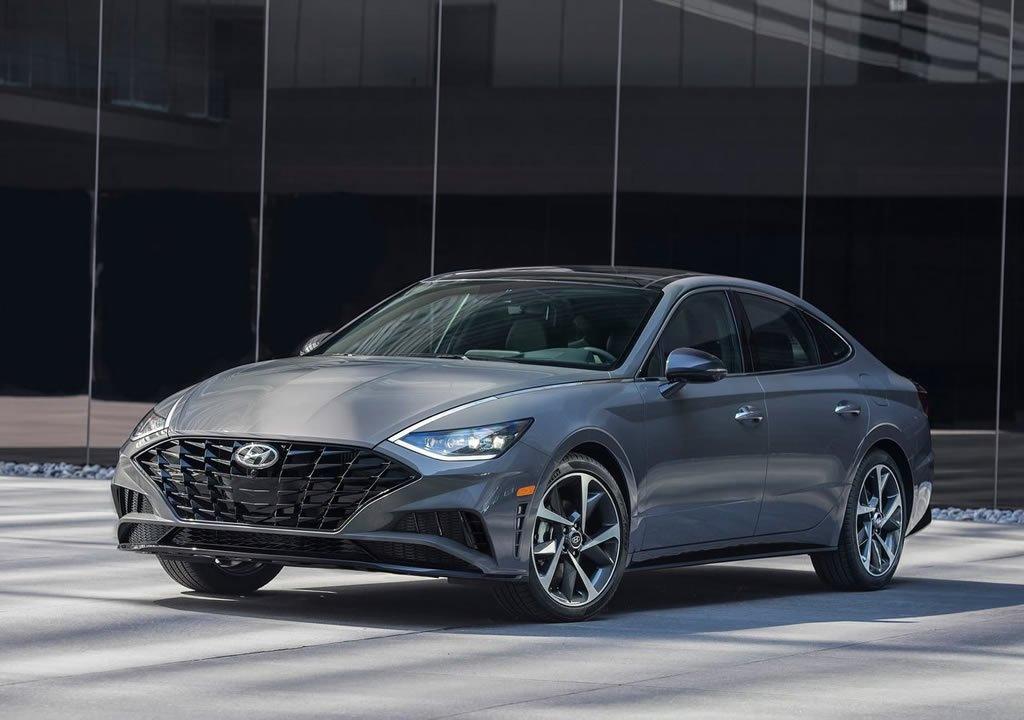 2020 Yeni Kasa Hyundai Sonata