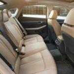 2020 Yeni Kasa Hyundai Sonata Diz Mesafesi