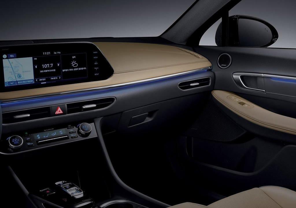 Yeni Kasa Hyundai Sonata Donanımları