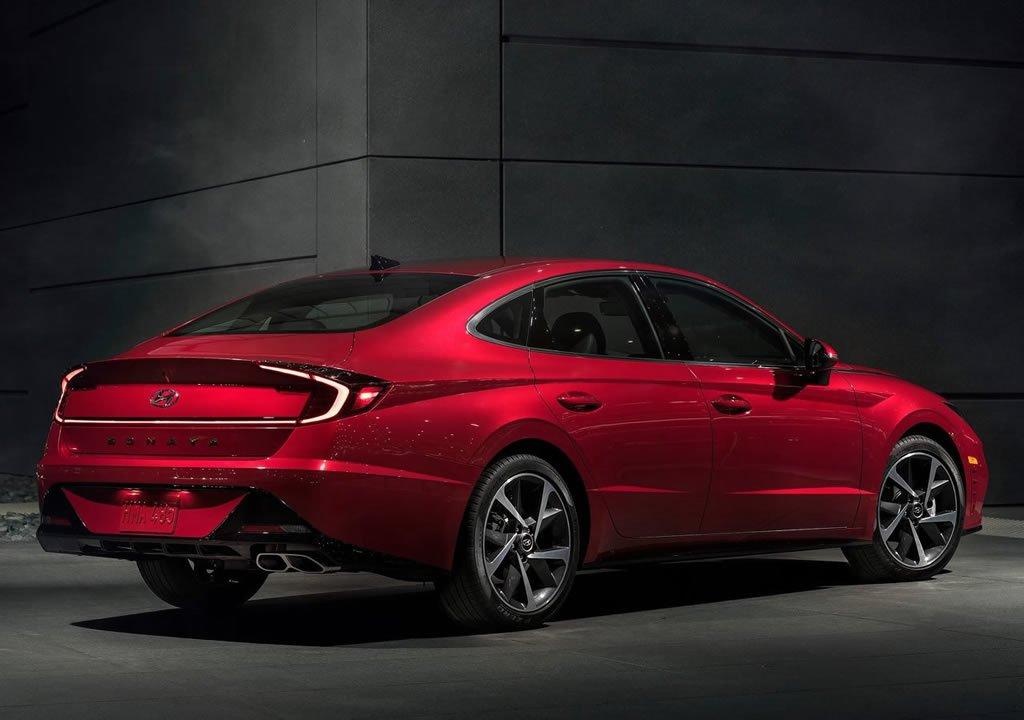 2020 Yeni Kasa Hyundai Sonata MK8