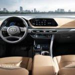 2020 Yeni Kasa Hyundai Sonata Kokpiti