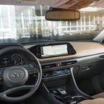 2020 Yeni Kasa Hyundai Sonata İçi
