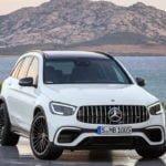 2020 Yeni Mercedes-AMG GLC63 S
