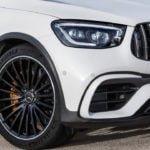 2020 Yeni Mercedes-AMG GLC63 S Fotoğrafları