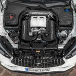 2020 Yeni Mercedes-AMG GLC63 S Motoru