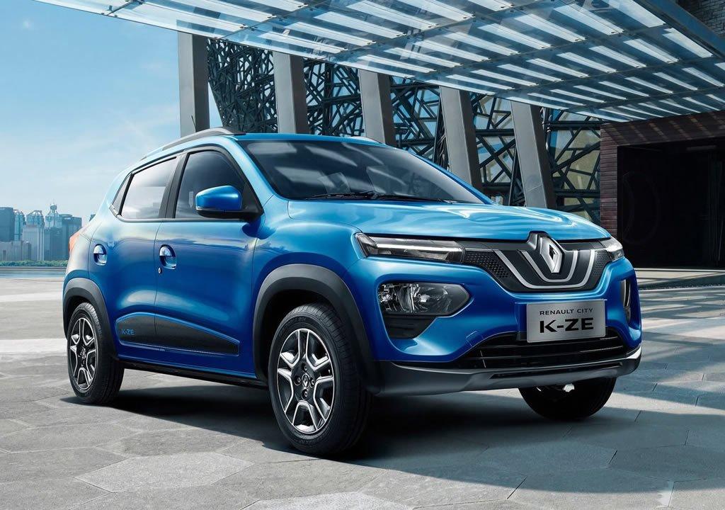 2020 Yeni Renault City K-ZE