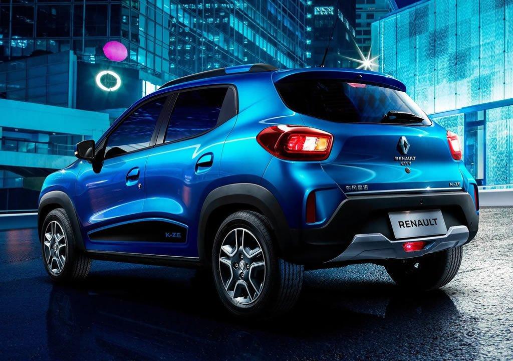 2020 Yeni Renault City K-ZE Teknik Özellikleri