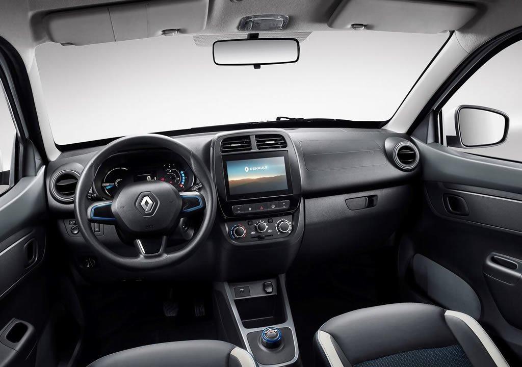 2020 Yeni Renault City K-ZE Kokpiti
