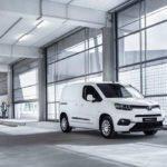 Yeni Toyota Proace City Van Teknik Özellikleri