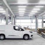 Yeni Toyota Proace City Van Fotoğrafları