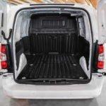 2020 Yeni Toyota Proace City Van Yükleme Alanı