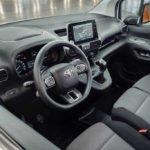 2020 Yeni Toyota Proace City Van Kokpiti