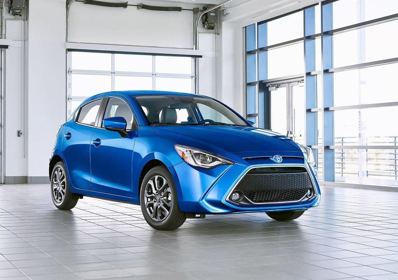 2020 Yeni Toyota Yaris Hatchback Özellikleri