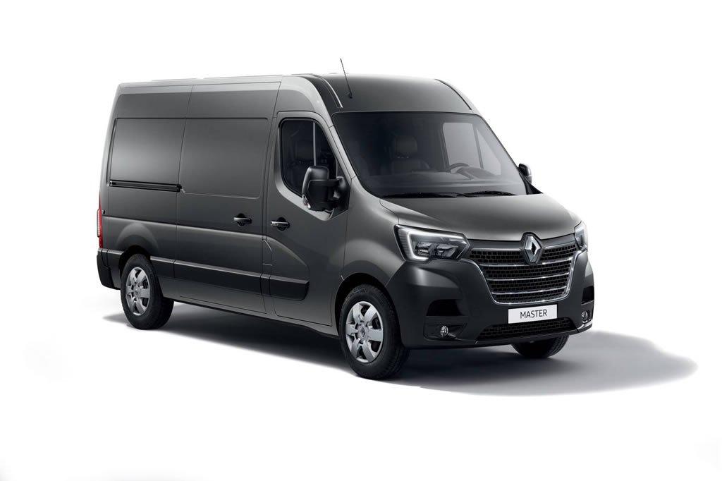 Makyajlı 2019 Renault Master