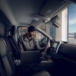 Makyajlı Renault Trafic Donanımları
