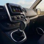 Makyajlı 2019 Renault Trafic İçi