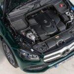 2020 Mercedes-Benz GLS Motoru