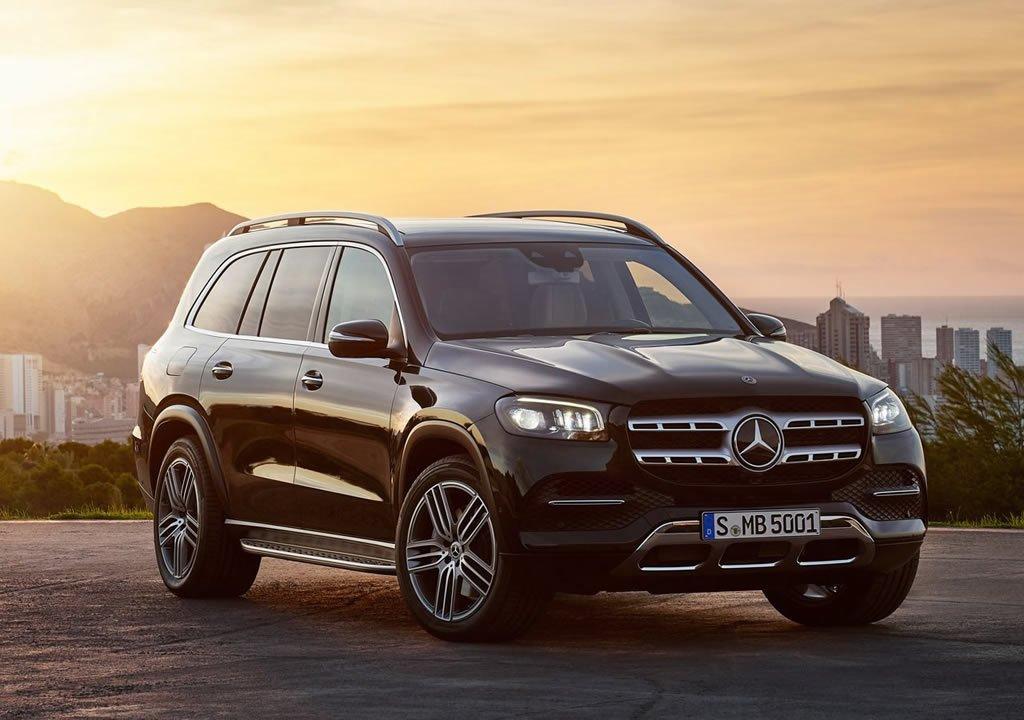 2020 Yeni Kasa Mercedes-Benz GLS Teknik Özellikleri