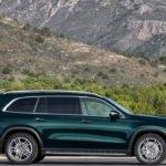 2020 Yeni Kasa Mercedes-Benz GLS Donanımları