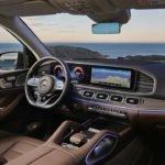 2020 Mercedes-Benz GLS İçi