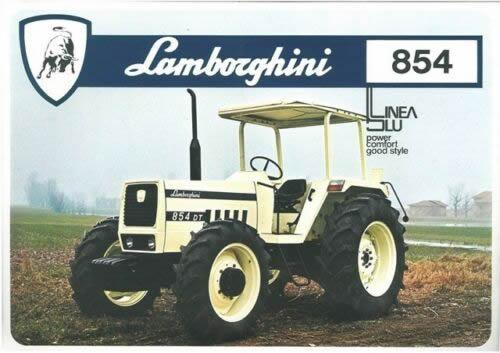 Lamborghini Traktörleri