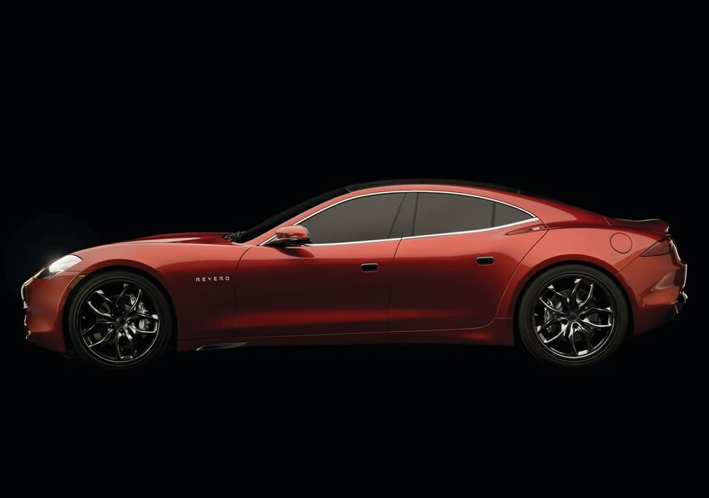 2020 Yeni Karma Revero GT Menzili