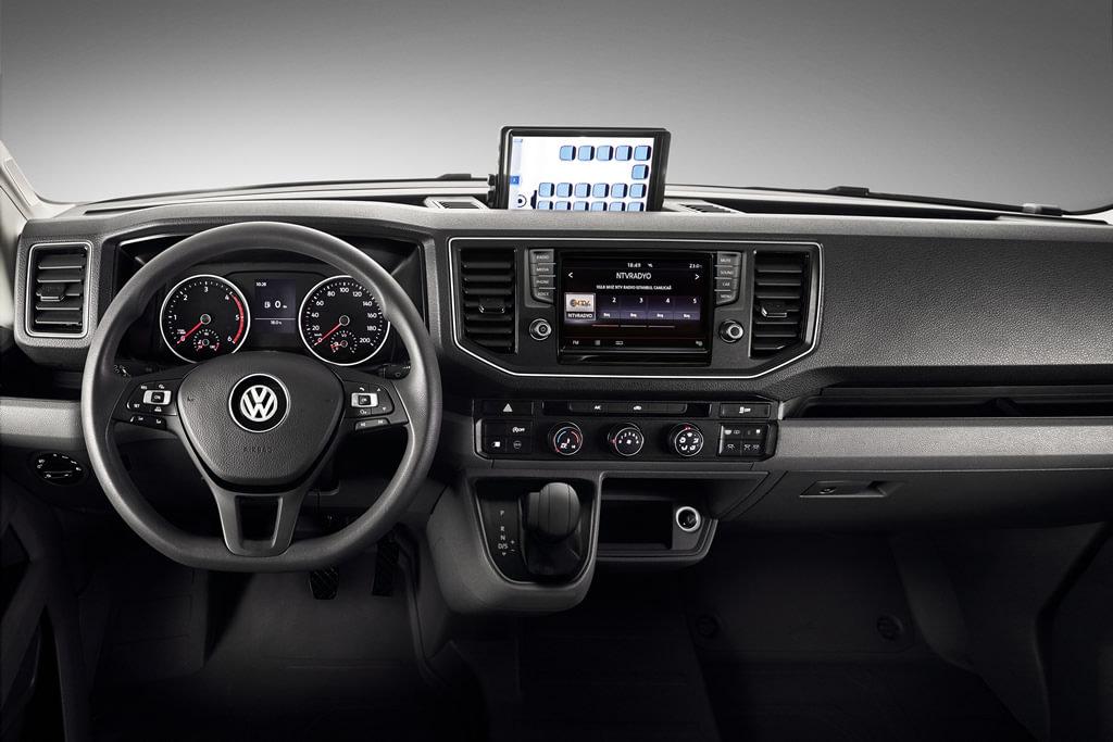 Yeni Volkswagen Crafter Okul Servisi Türkiye Fiyatı