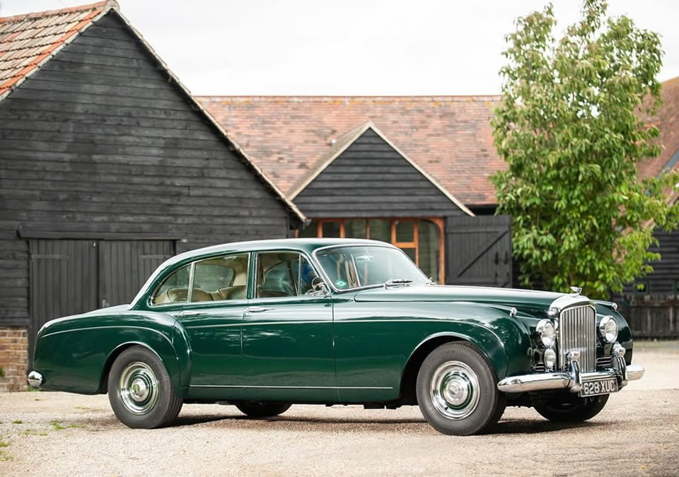 1959 Model Bentley S2 Continental Flying Spur Tarihi