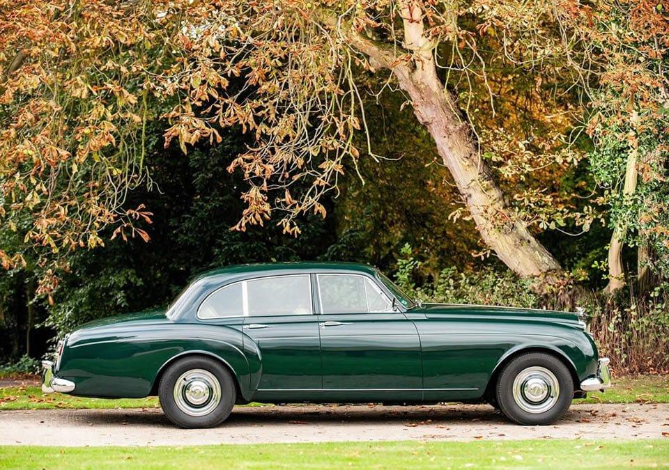 1959 Model Bentley S2 Continental Flying Spur Tarihi