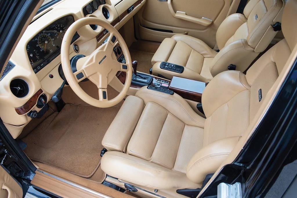 Mercedes 500 TE AMG Kokpiti
