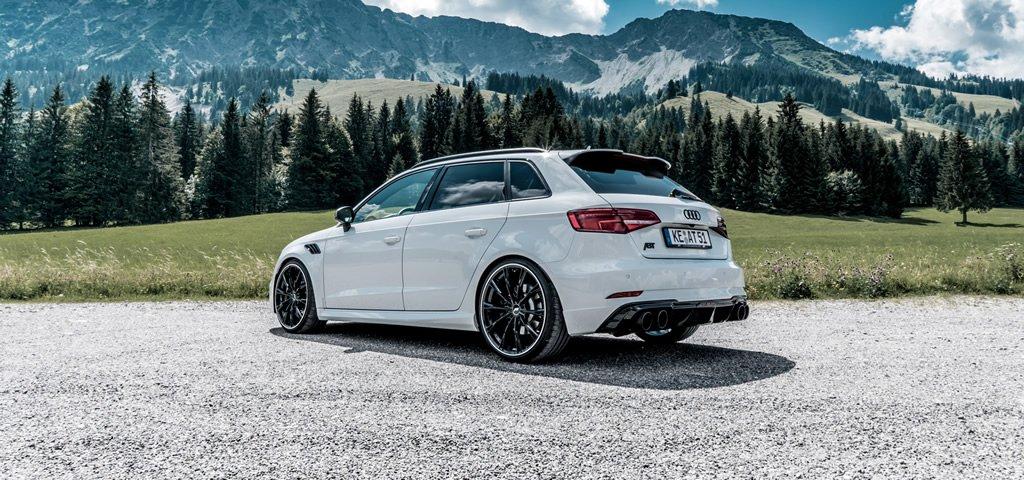 2019 Audi RS3 Modifiye