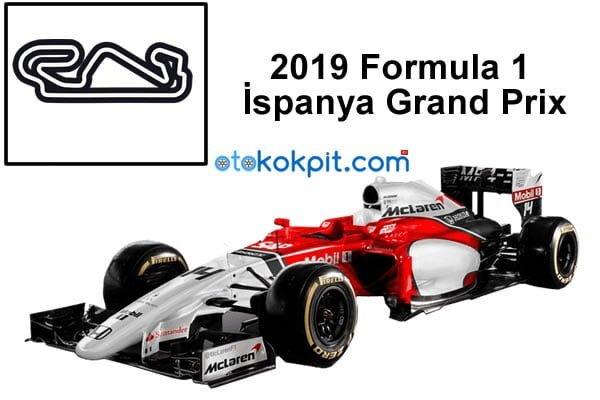 2019 Formula 1 İspanya Grand Prix Ne Zaman?