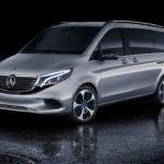 2019 Mercedes-Benz EQV Menzili