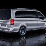 2019 Mercedes-Benz EQV Fotoğrafları